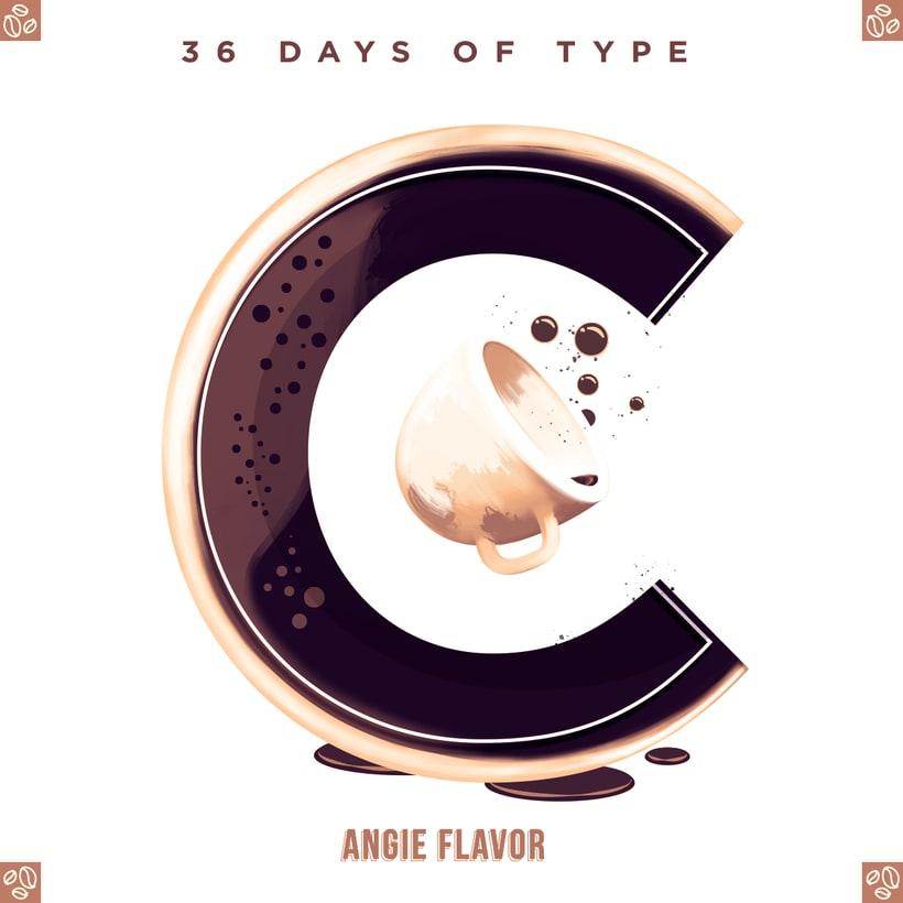 36 days of type INSTAGRAM CHALLENGE 11