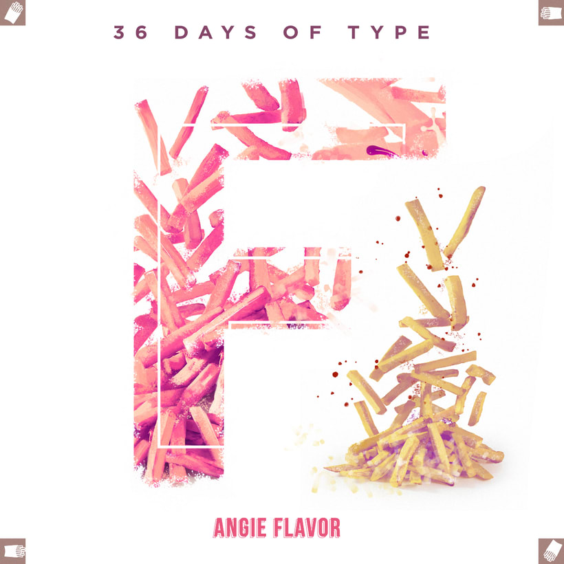 36 days of type INSTAGRAM CHALLENGE 14