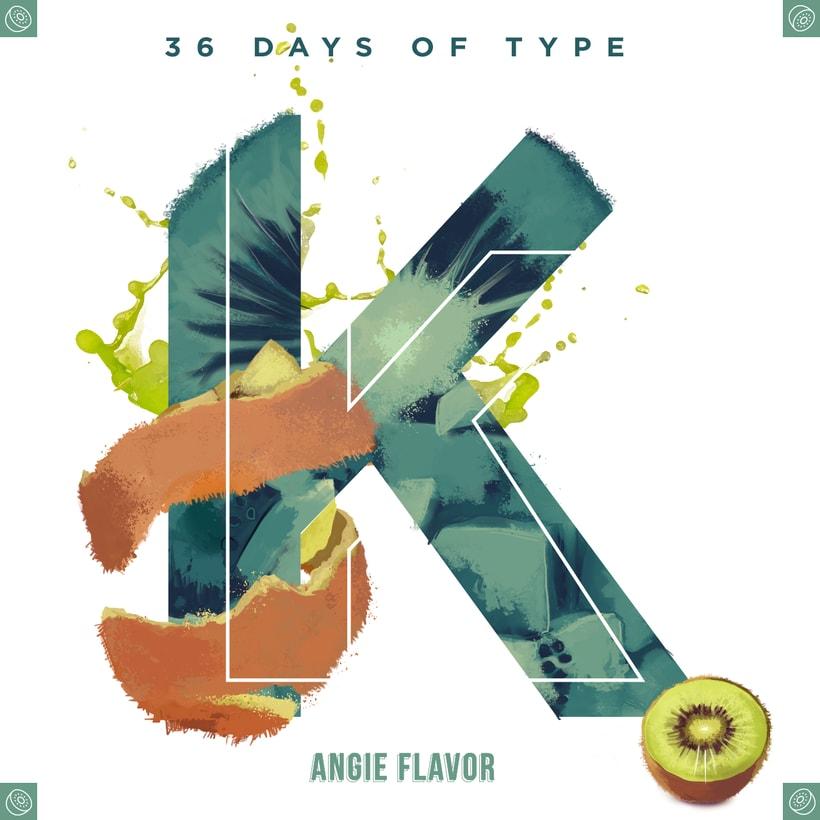 36 days of type INSTAGRAM CHALLENGE 19