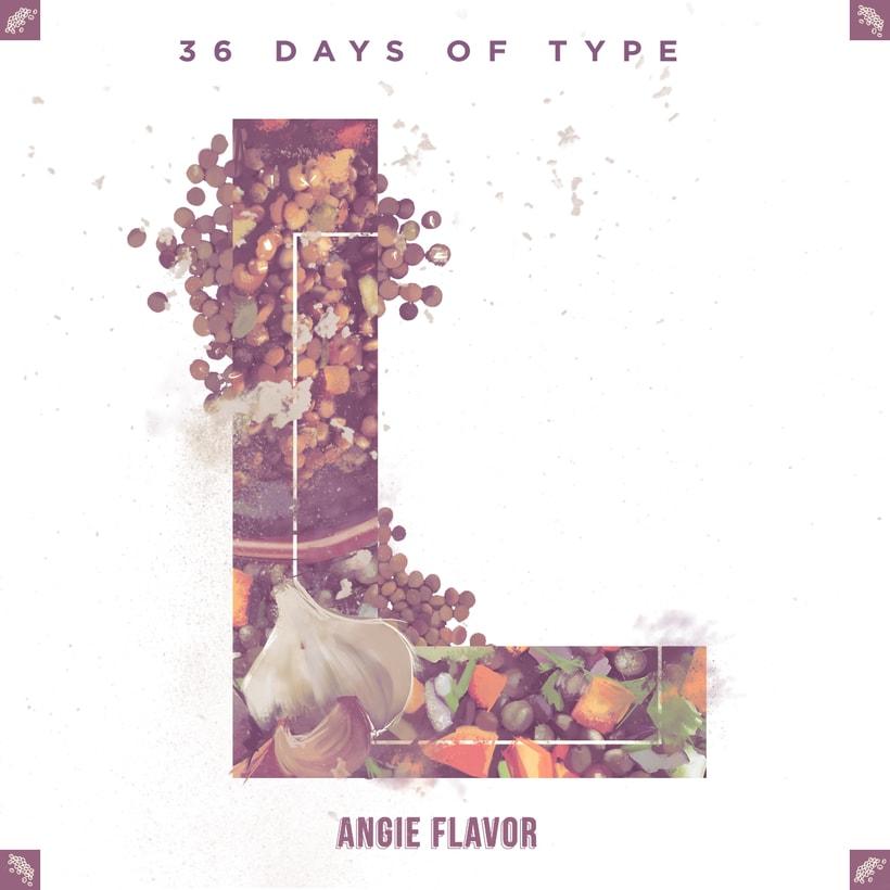 36 days of type INSTAGRAM CHALLENGE 20