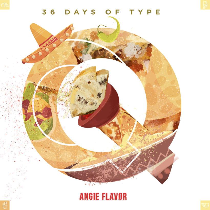 36 days of type INSTAGRAM CHALLENGE 25