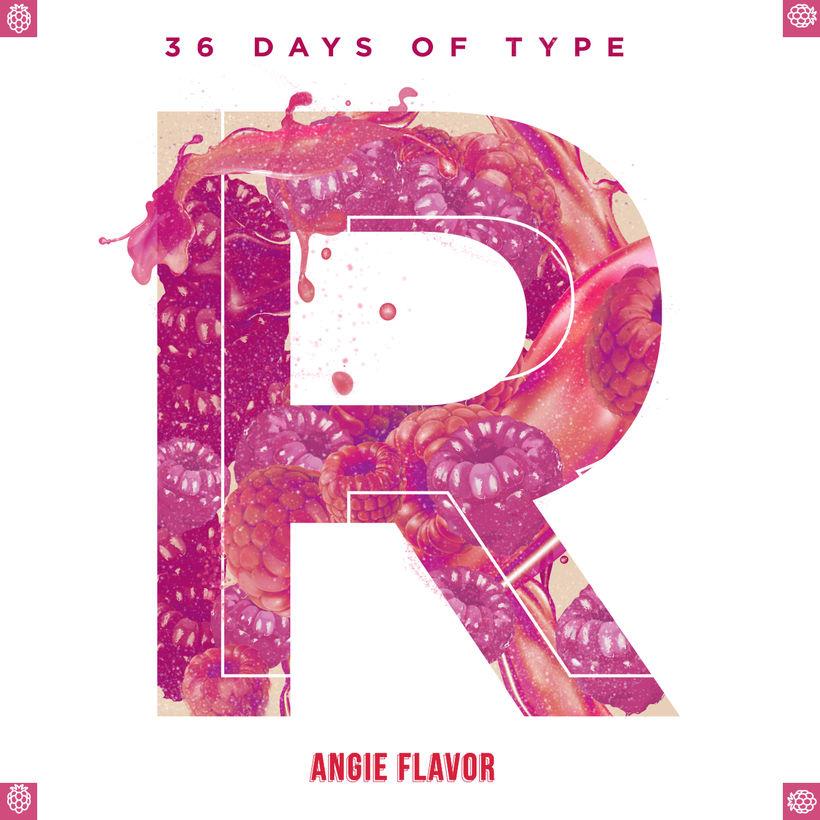 36 days of type INSTAGRAM CHALLENGE 26