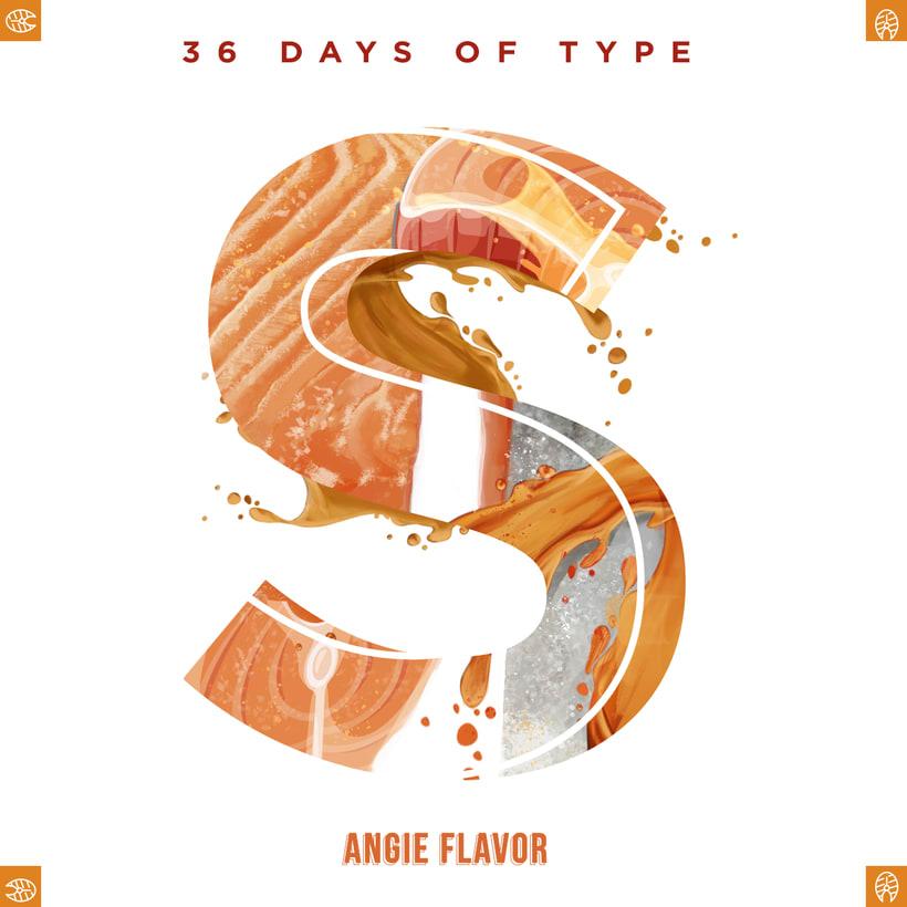 36 days of type INSTAGRAM CHALLENGE 27