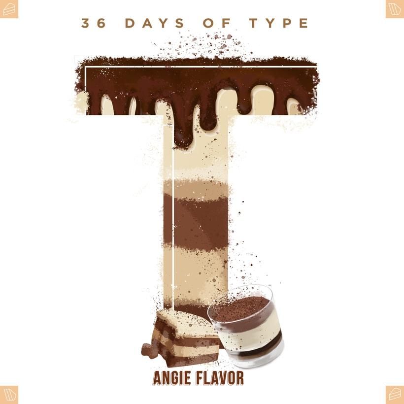 36 days of type INSTAGRAM CHALLENGE 28