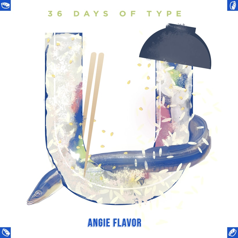 36 days of type INSTAGRAM CHALLENGE 29