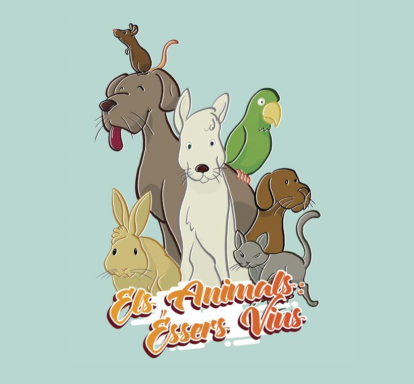 Campaña: Els Animals: Éssers Vius 1