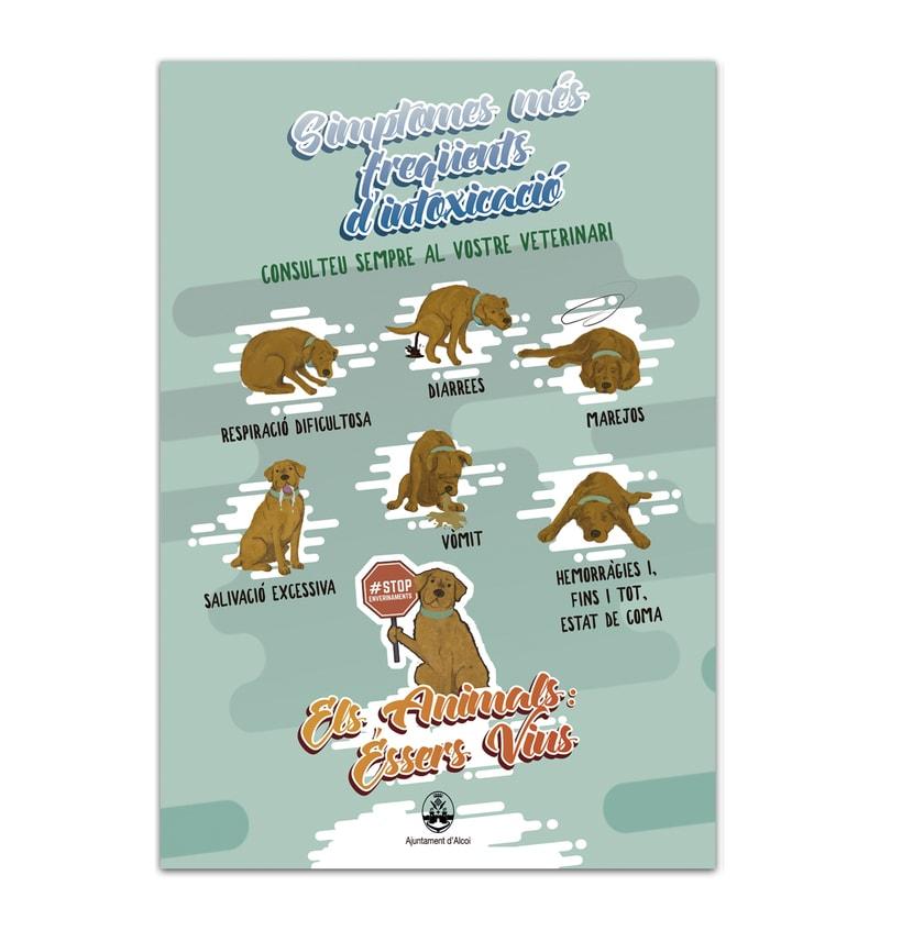 Campaña: Els Animals: Éssers Vius 4