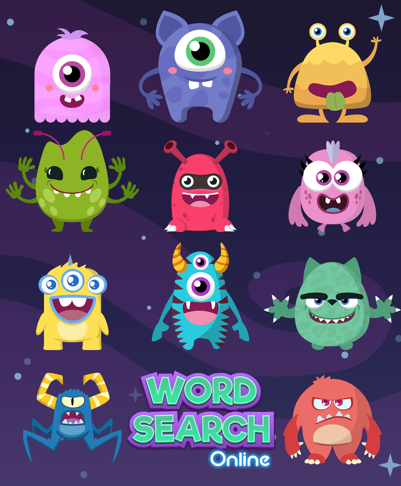 Word Search Online 1