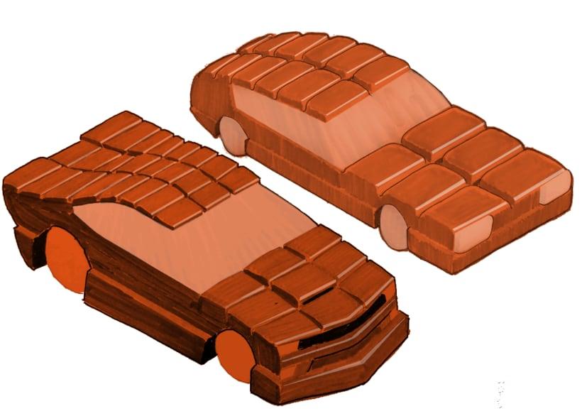 Cochelate (juguete promocional) 2