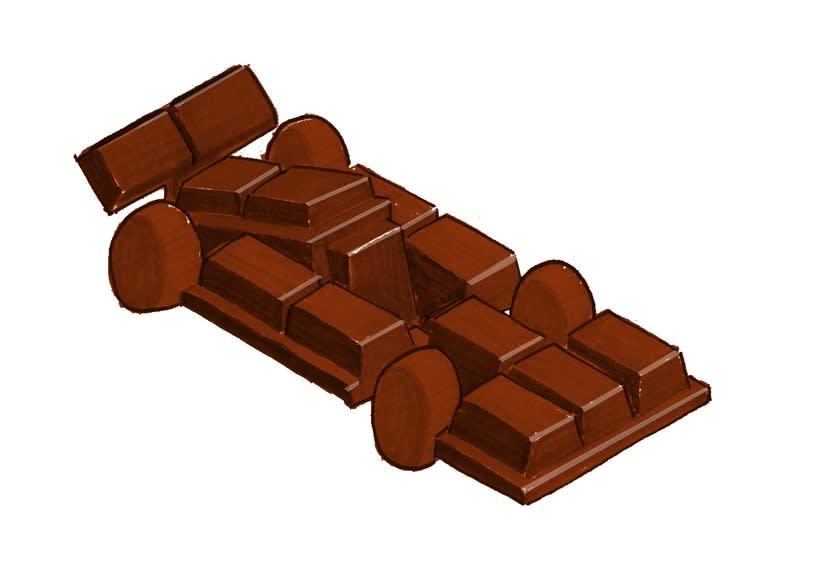 Cochelate (juguete promocional) 3