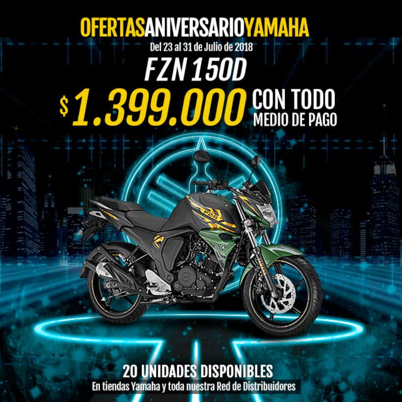 Aniversario Yamaha Chile 2018 3
