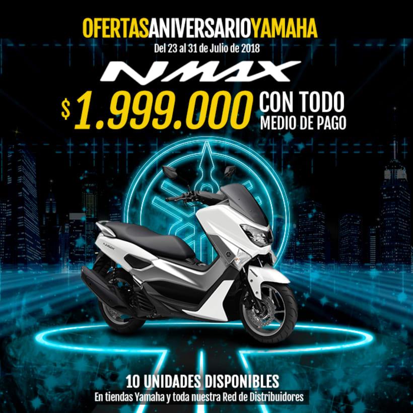 Aniversario Yamaha Chile 2018 4