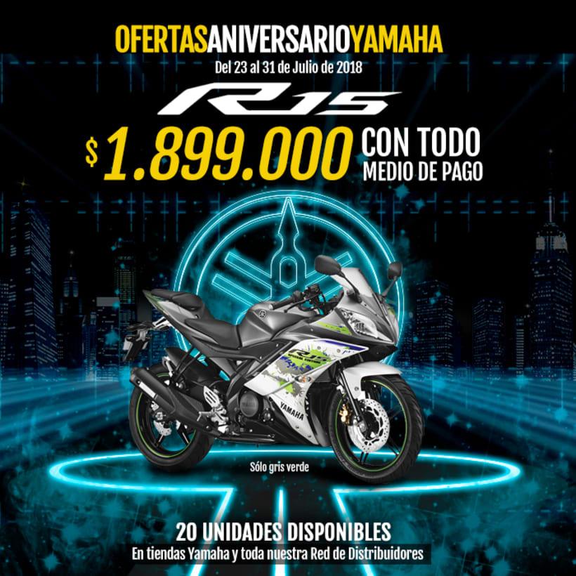 Aniversario Yamaha Chile 2018 7