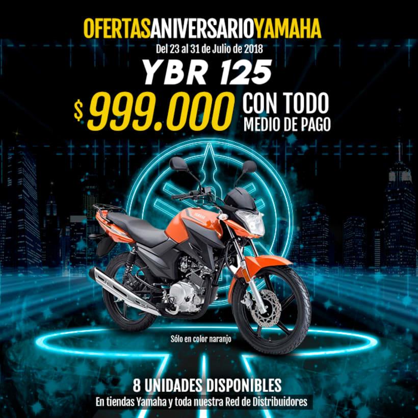 Aniversario Yamaha Chile 2018 9
