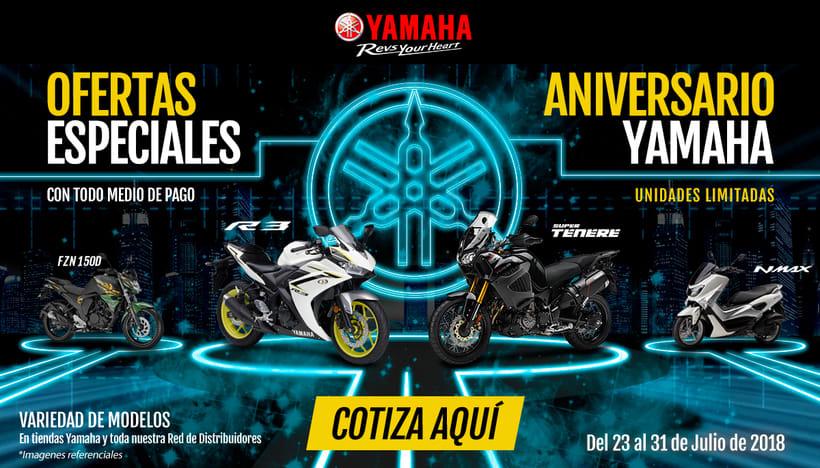 Aniversario Yamaha Chile 2018 1