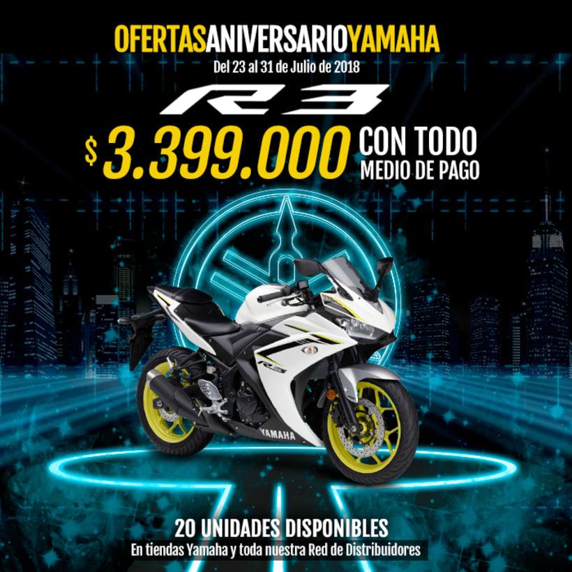 Aniversario Yamaha Chile 2018 6