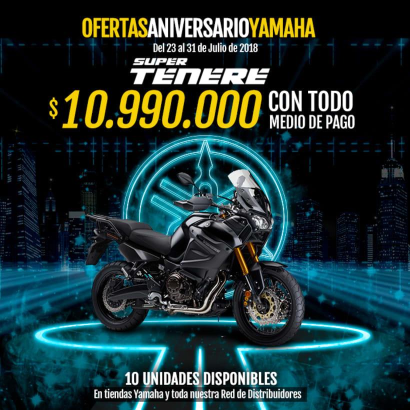 Aniversario Yamaha Chile 2018 8