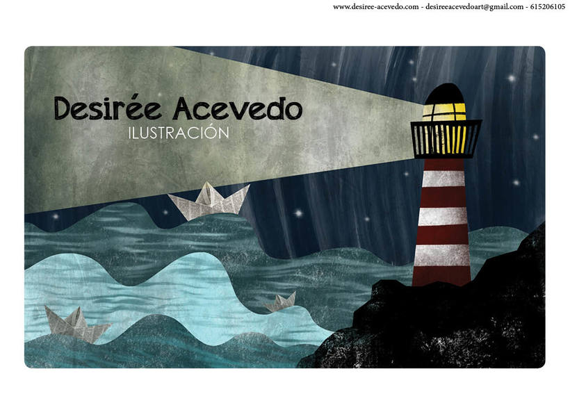 DESIRÉE ACEVEDO - PORTAFOLIO 0