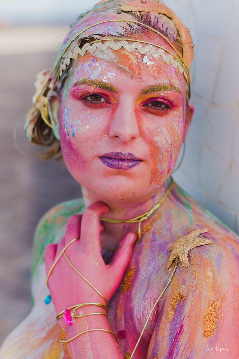 Body Paint - Sirenas 5
