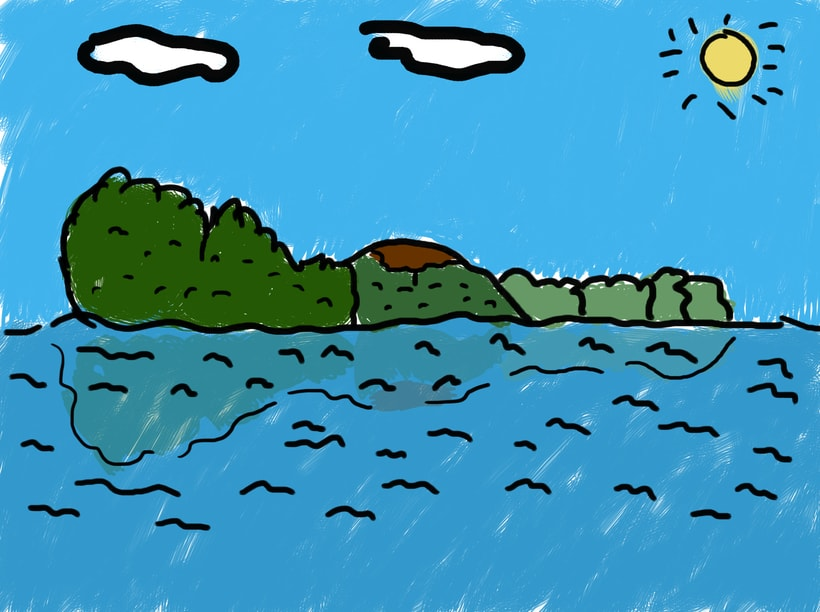 Ejercicios del curso Ilustración para no ilustradores 9