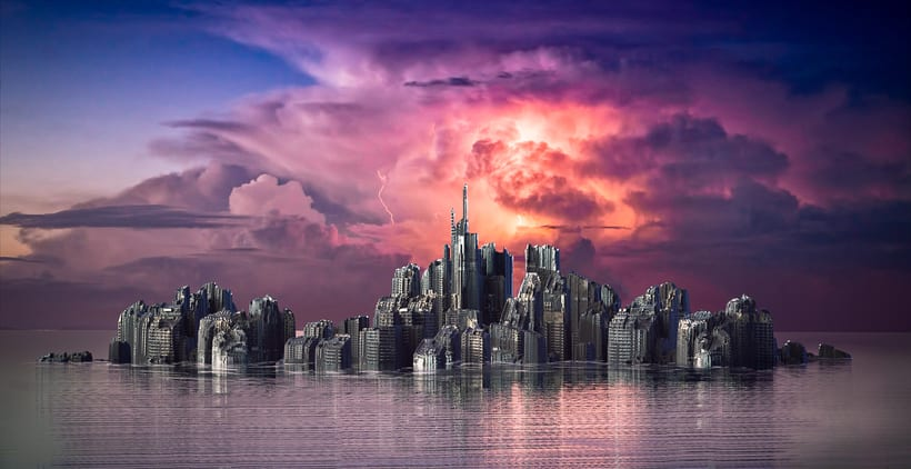 Ciudad Inundada 0