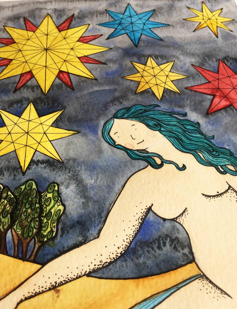 El Tarot de Marsella ilustrado 0