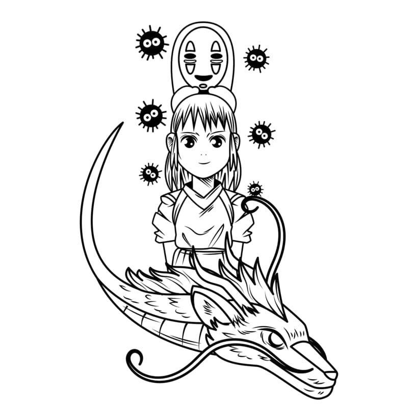 Chihiro / Studio Ghibli 0