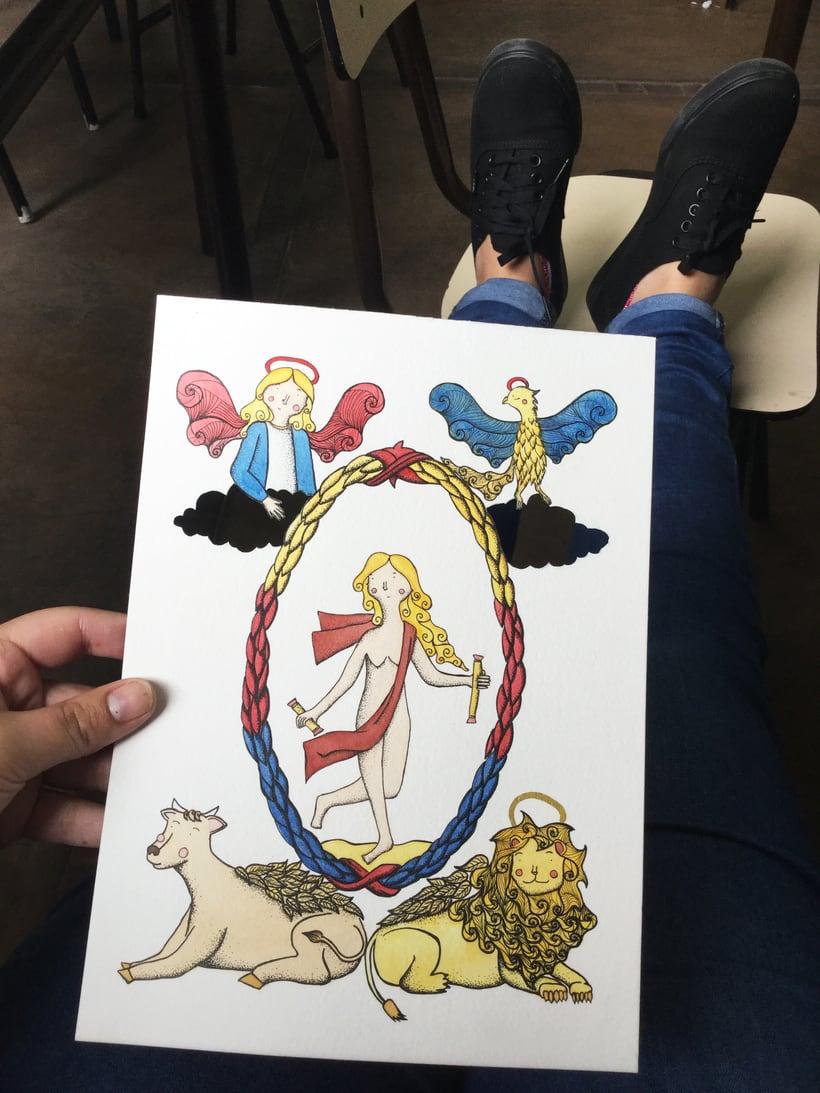 El Tarot de Marsella ilustrado 3