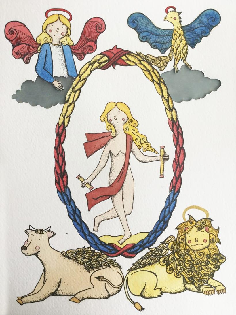 El Tarot de Marsella ilustrado 4