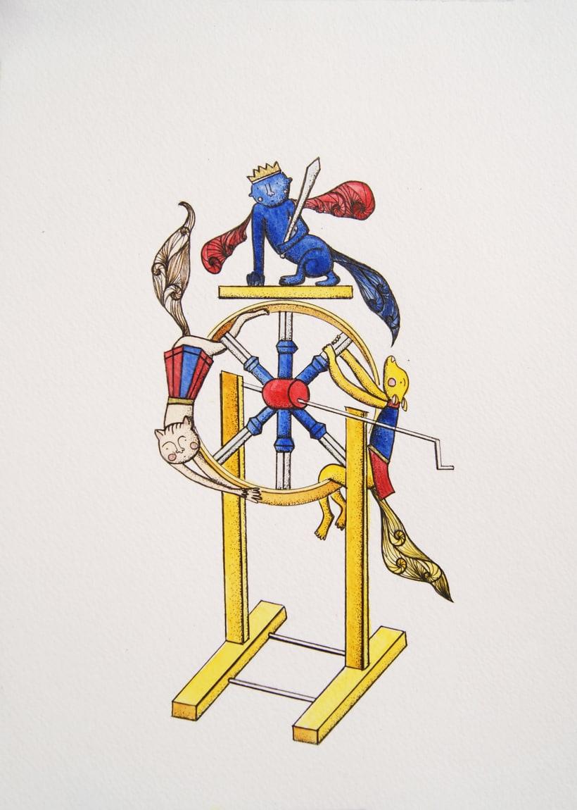 El Tarot de Marsella ilustrado 5