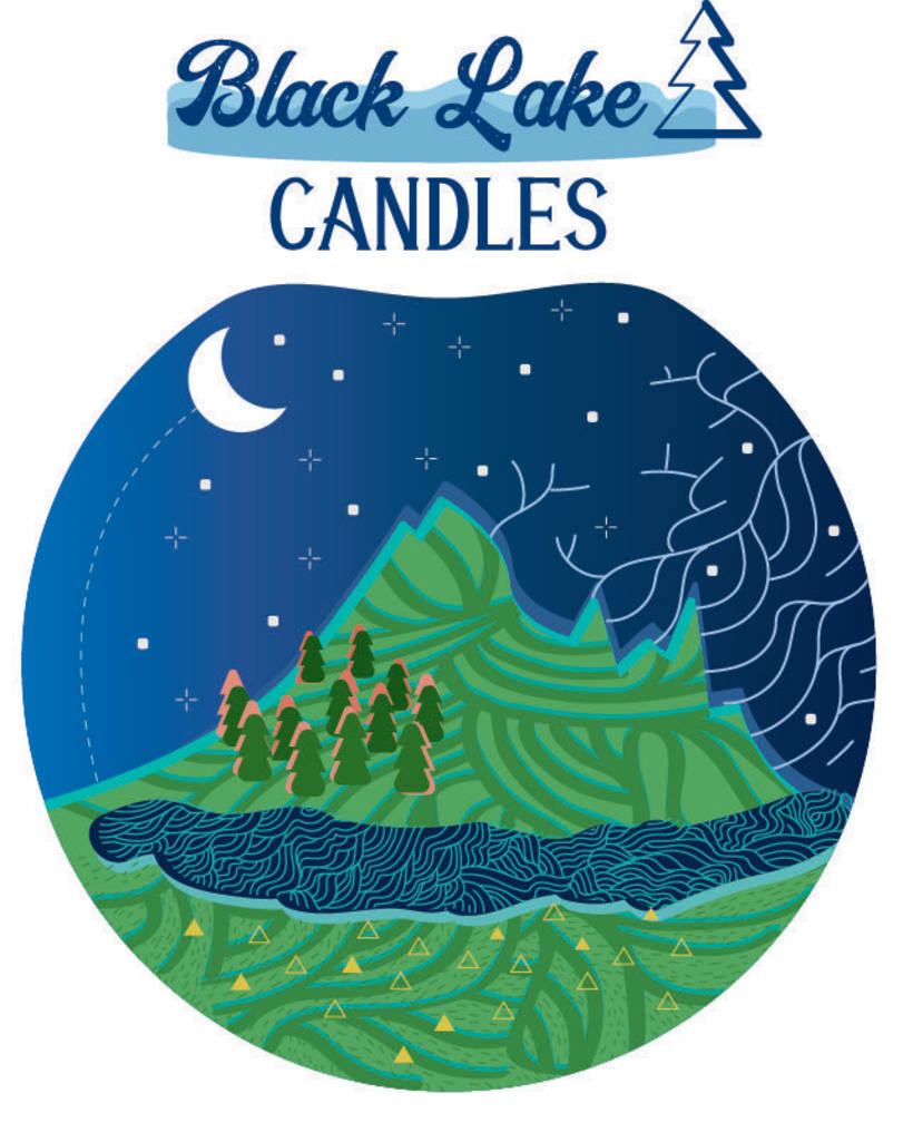 Logo Black Lake Candles -1