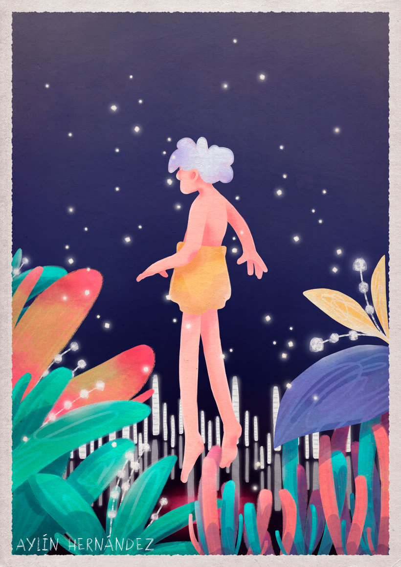 Lo que pinte - Ilustraciones de este año  7