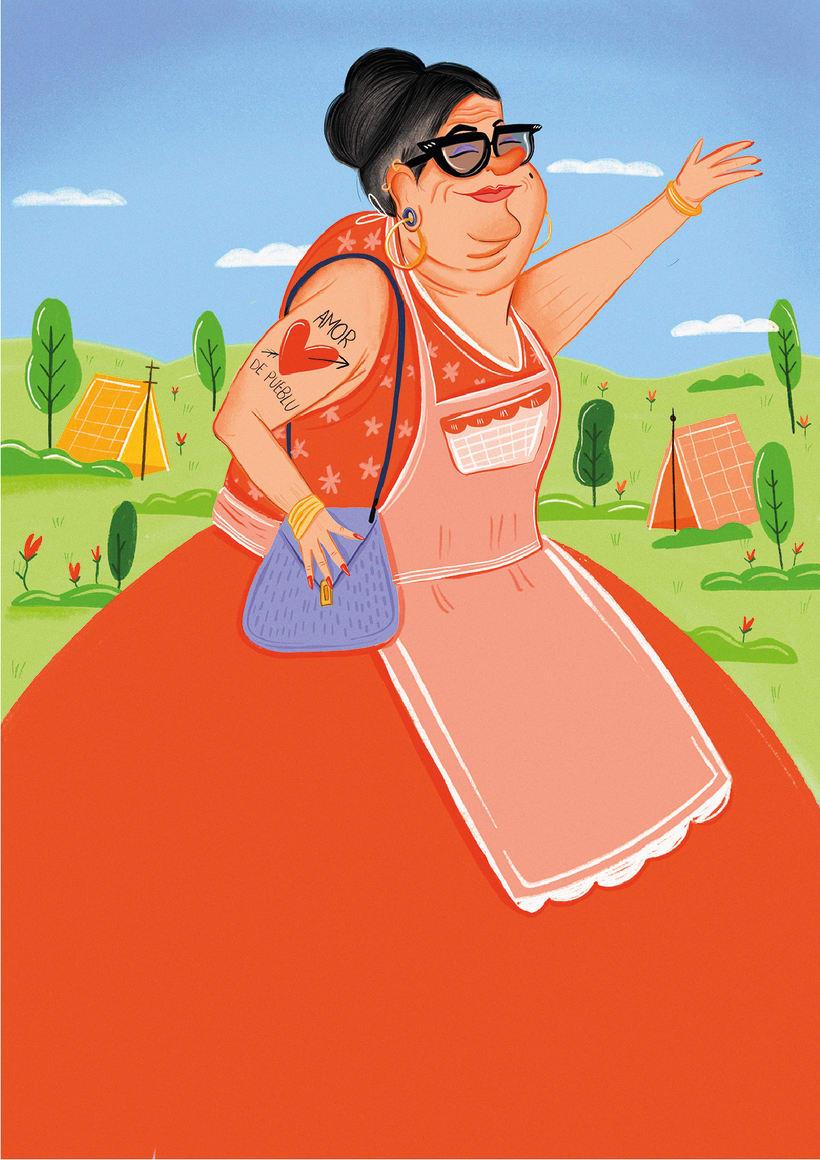 Cartel - Una Señora Fiesta  1