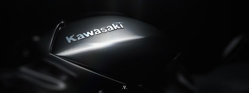 Kawasaki Ninja / Full CGI 4