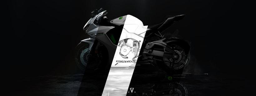 Honda CBR / Full CGI 1
