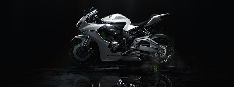 Honda CBR / Full CGI 0