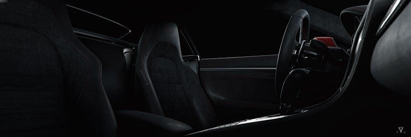 Porsche Caiman // Full CGI 7