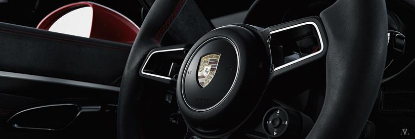Porsche Caiman // Full CGI 8