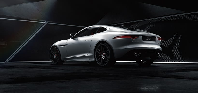 Jaguar F-Type // Full CGI -1