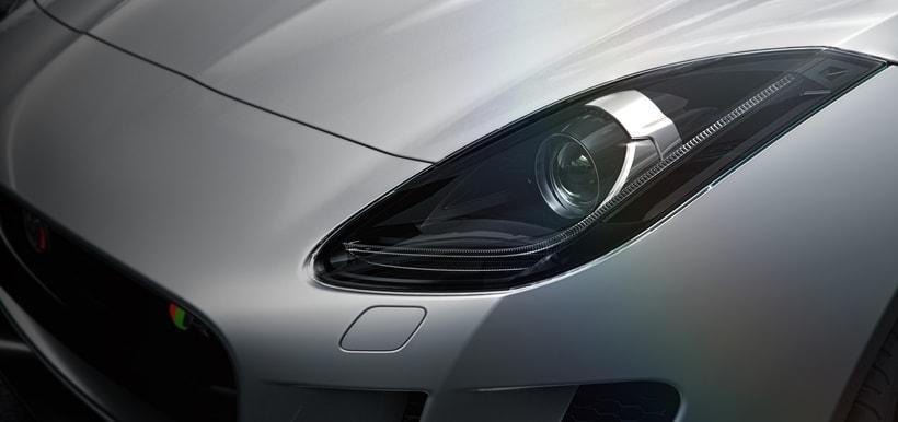 Jaguar F-Type // Full CGI 0