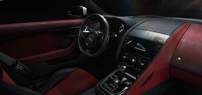 Jaguar F-Type // Full CGI 3