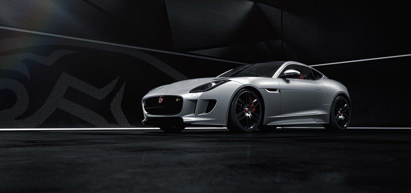 Jaguar F-Type // Full CGI 5