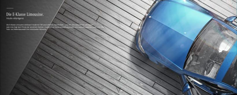 Mercedes Benz E Class Avantgarde // Full CGI 2