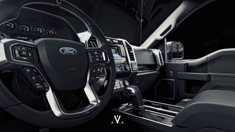 Ford Raptor // CGI Challenge 5