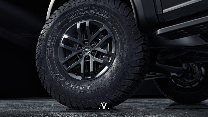 Ford Raptor // CGI Challenge 2