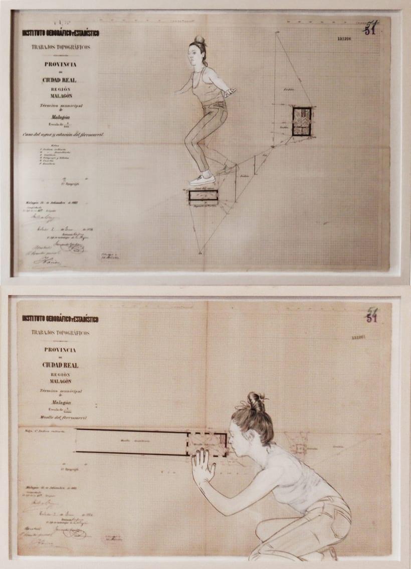 Dibujos: Trabajos topográficos 0
