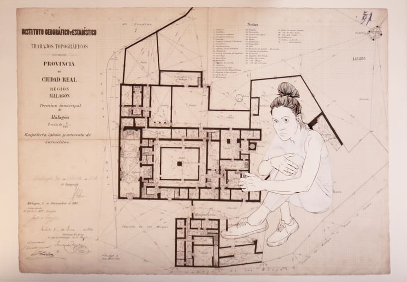 Dibujos: Trabajos topográficos 1