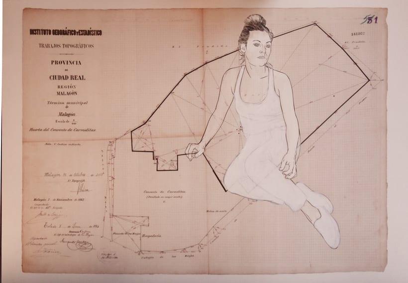Dibujos: Trabajos topográficos 2