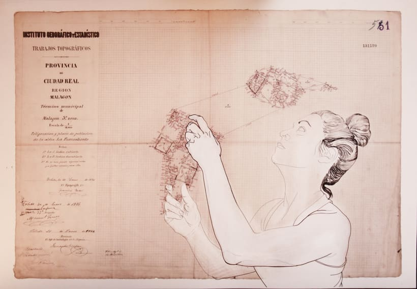 Dibujos: Trabajos topográficos 3