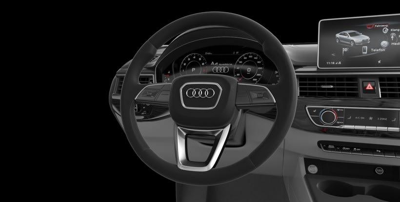 Audi S4 Avant // Full CGI 0